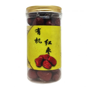 ORGANIC DRIED RED DATES (180g)