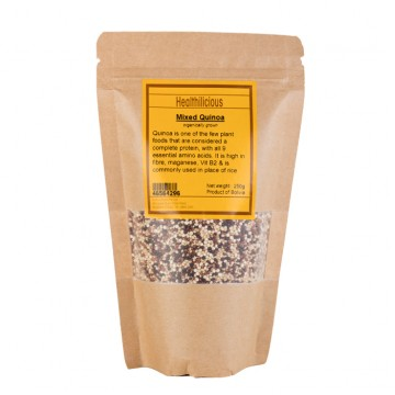 ORGANIC MIXED QUINOA (500g)