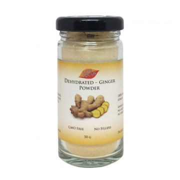 DEHYDRATED BENTONG GINGER POWDER (80G)