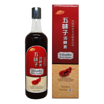 SCHISANDRA BERRIES ENZYMES (700ml/840g)