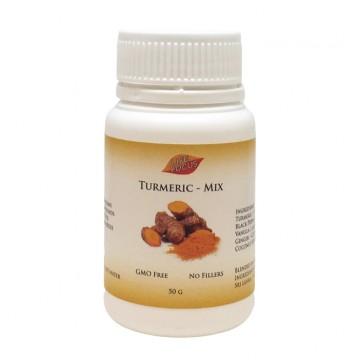 TURMERIC - MIX (50G)