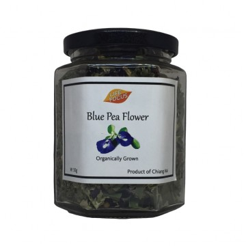 BLUE PEA FLOWER TEA (50g) Organically Grown